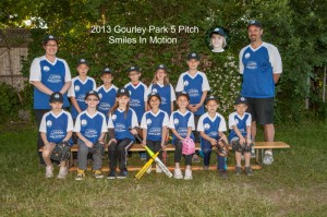 2013-Smiles in Motion Sr. Tball Sponsor