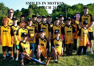 Smiles Slo-pitch  2011 TEAM