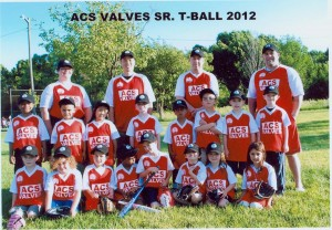 Team 11 - ACS Valves 20120001