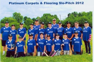 Team 18 - Platinum Carpets 20120001