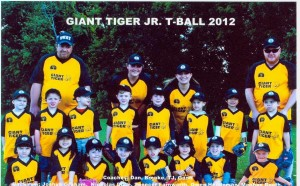 Team 2 Giant Tiger 20120001