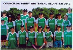 Team 20 - Terry Whitehead 20120001