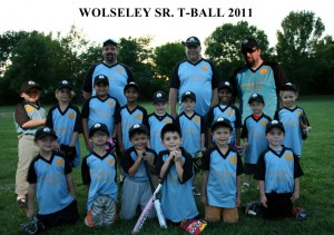 Wolseley   2011 TEAM